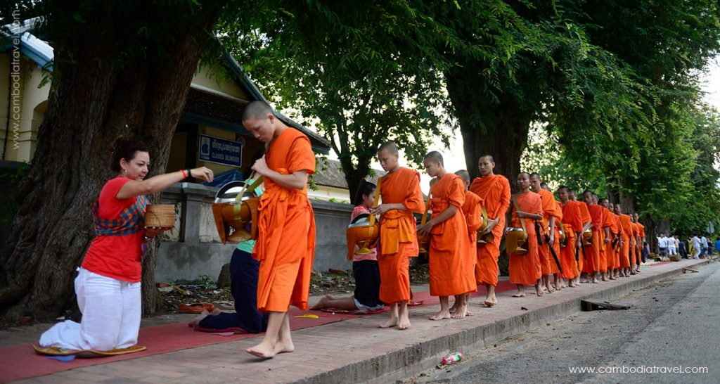 Cambodia Laos Tour Packages