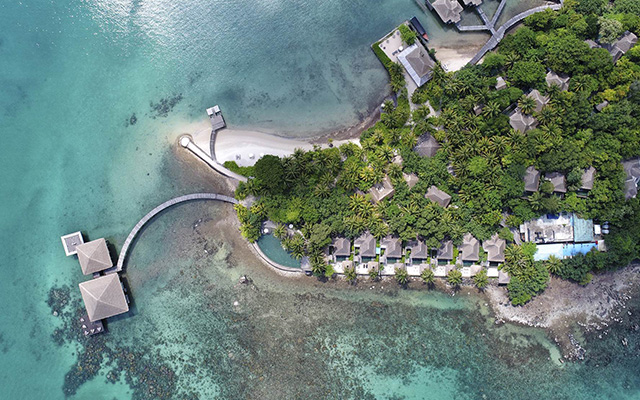 Luxury Cambodia & Song Saa Island