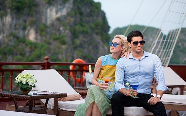 Luxury of Siem Reap & North Vietnam