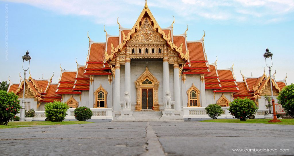 Trips to Cambodia and Thailand