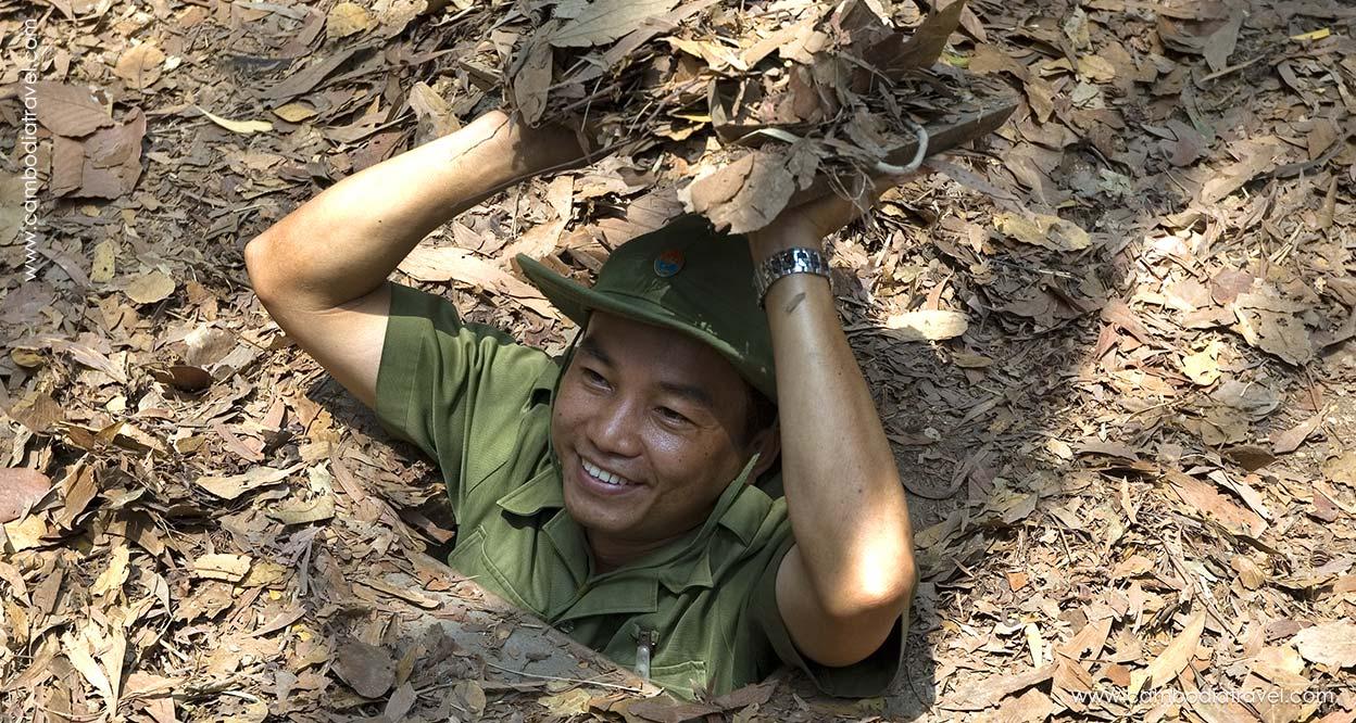 Vietnam-CuChi Tunnel-10