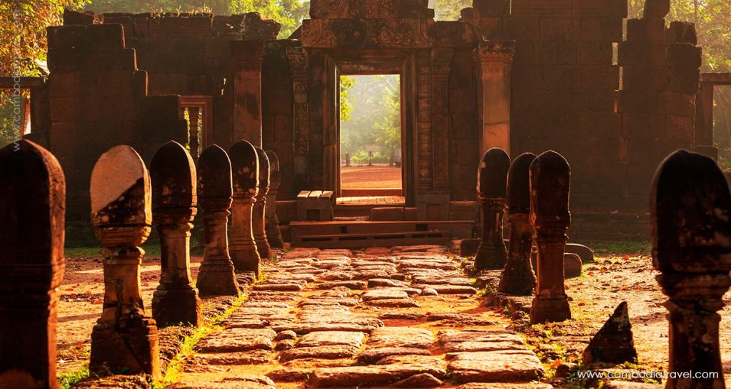 Cambodia private tour