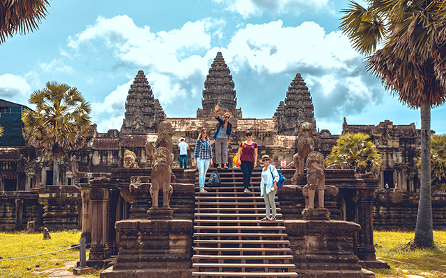 Vietnam And Cambodia Tours Form Australia