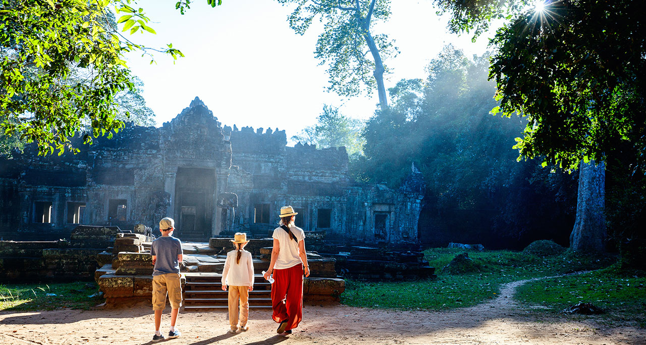 When is the best time to visit Cambodia?