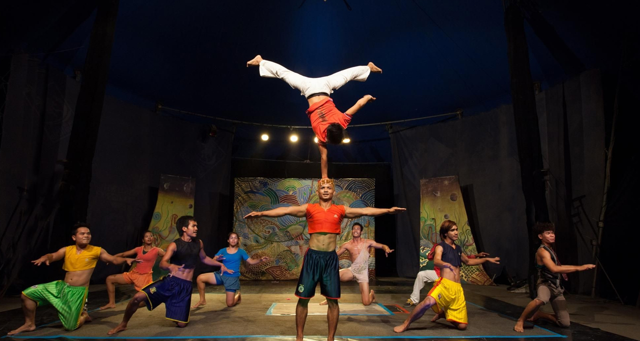 Phare Circus is Siem Reap's most authentic top rated evening entertainment.