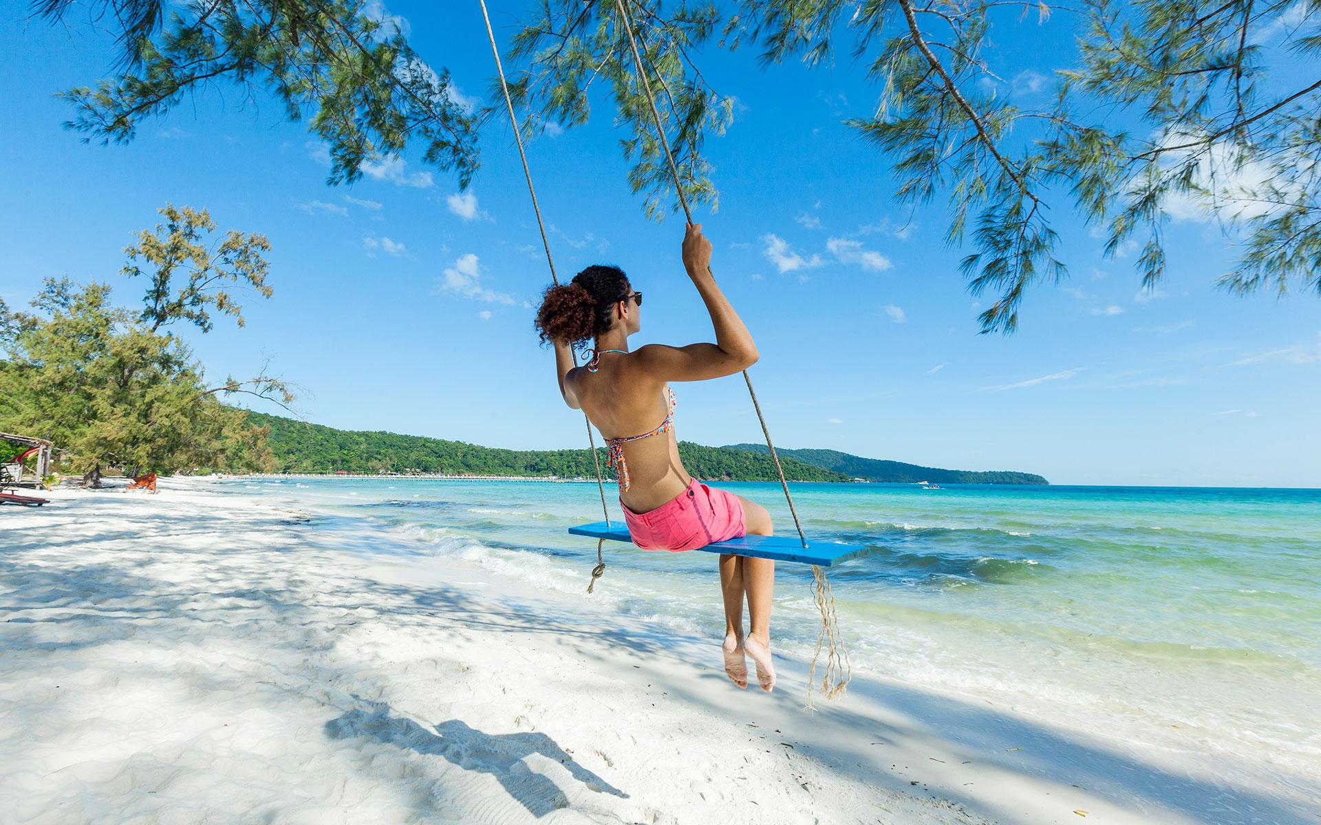 Best beaches in Koh Rong Samloem, Cambodia