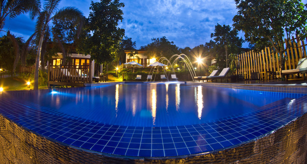 Mayura Hill Resort is the best accommodation in Mondulkiri.