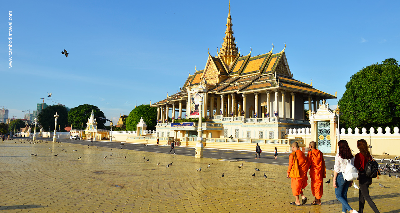 Cambodia Travel Guide - Places to visit in Phnom Penh