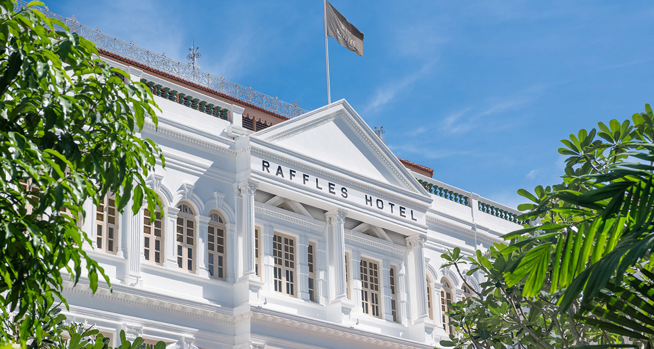 Raffles Hotel Le Royal is the true heritage hotel in Phnom Penh.