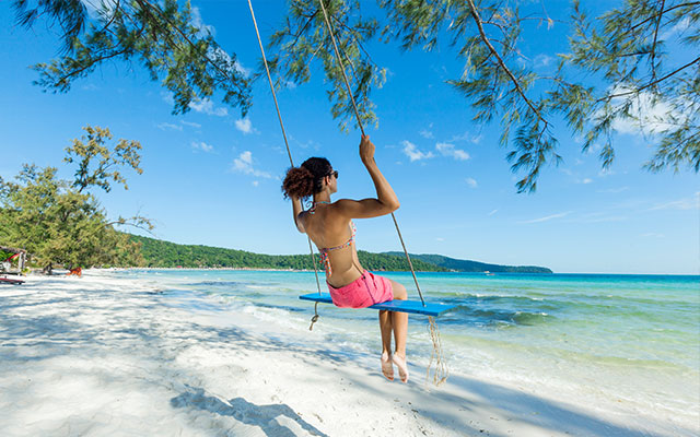 The 8 Best and Most Beautiful Beaches in Cambodia