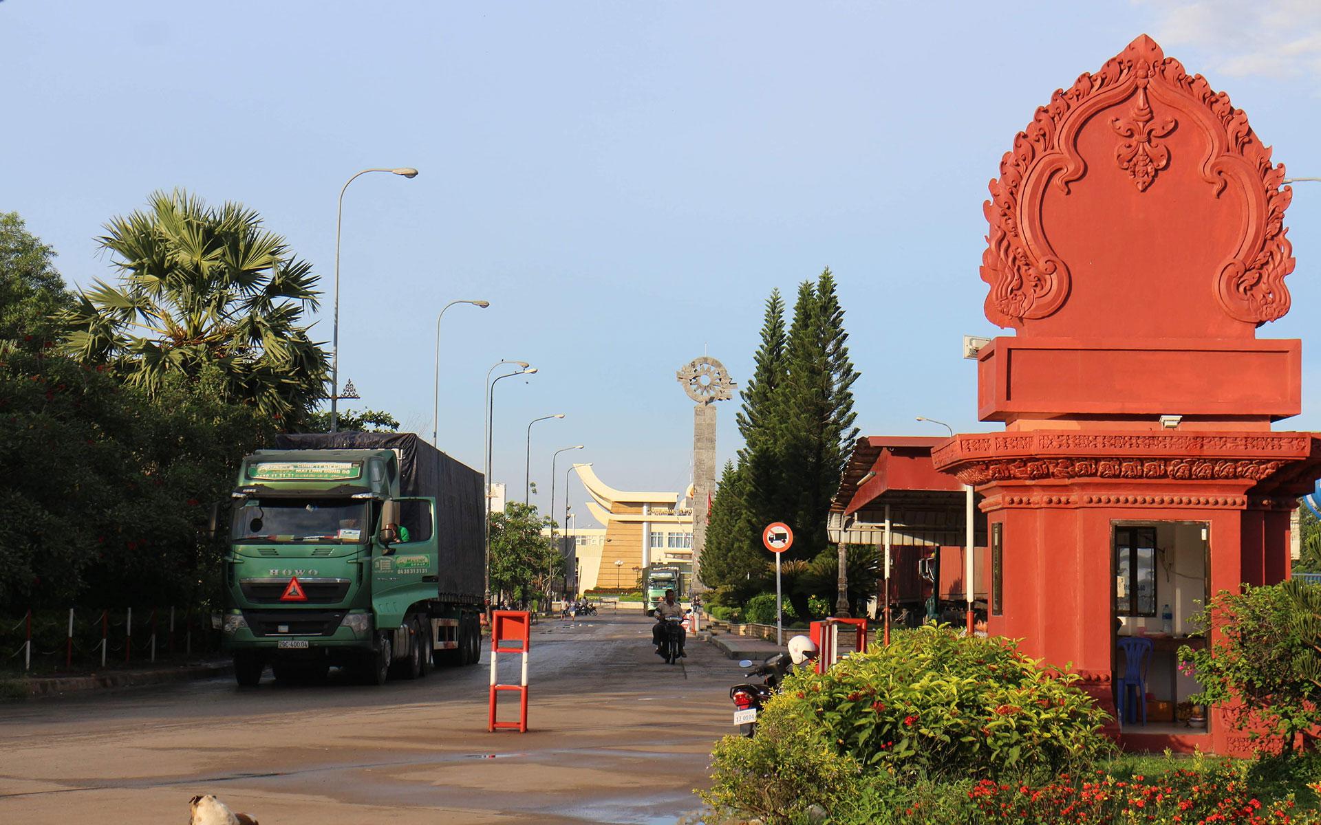Bavet International Border Checkpoint