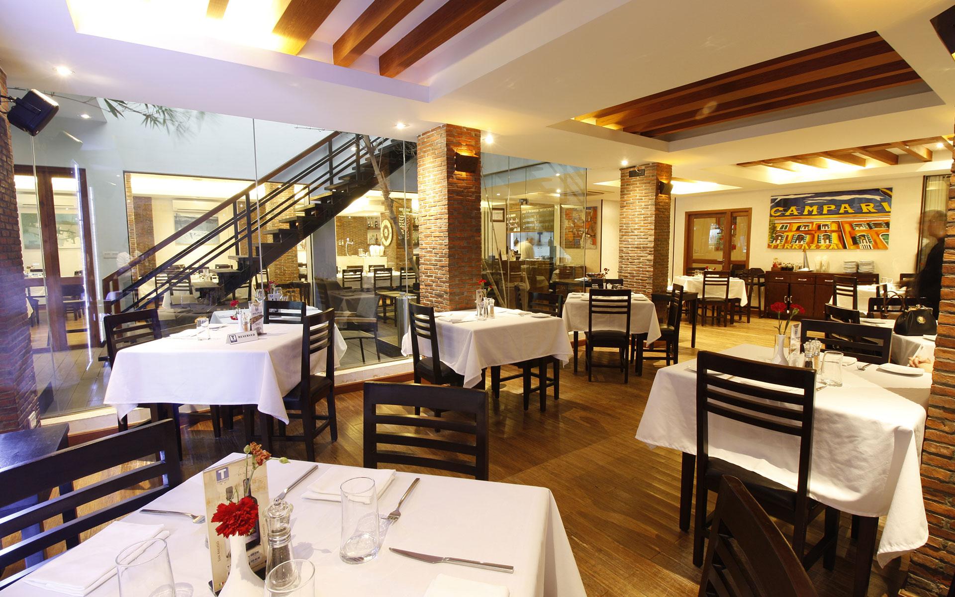 Terraza Restaurant Italian Restaurant