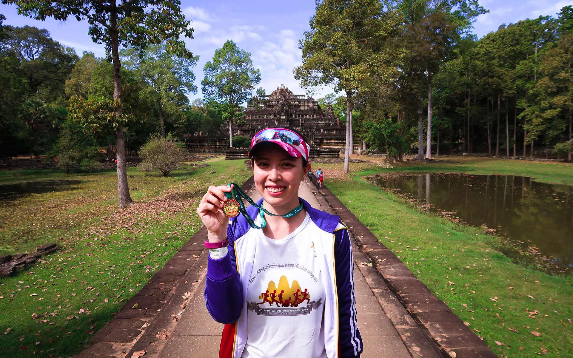 Angkor International Half Marathon