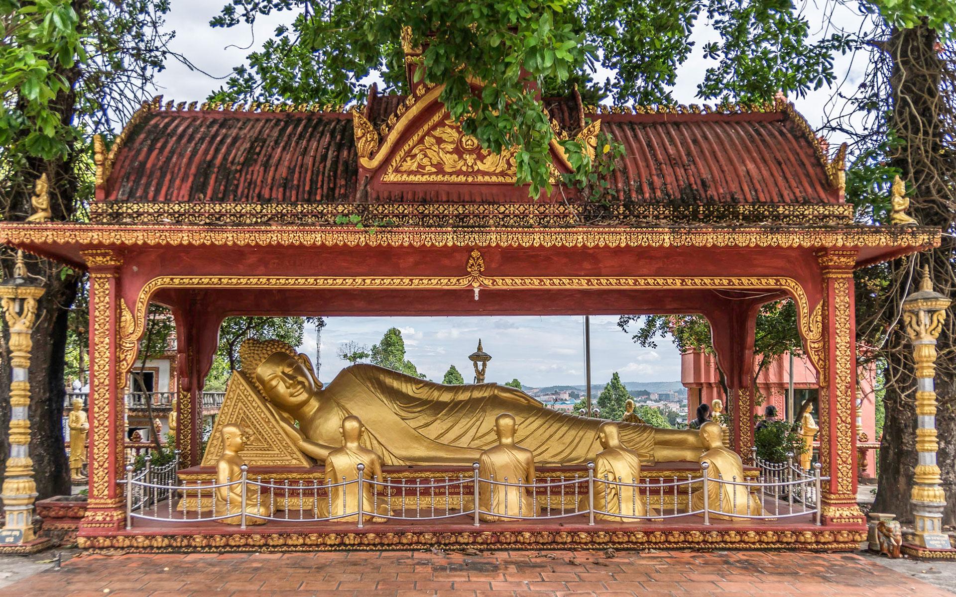 Wat Leu Pagoda