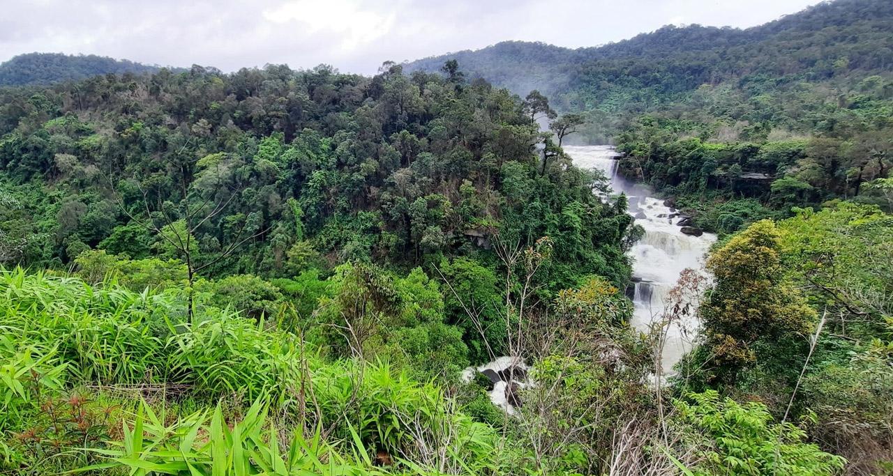 Stueng PongRul Waterfall, Koh Kong